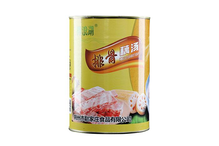 云南排骨藕汤